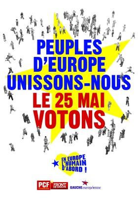 peuple d'europe unissons nous-